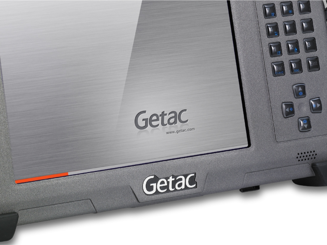 Getac Technology Brand Identity Design