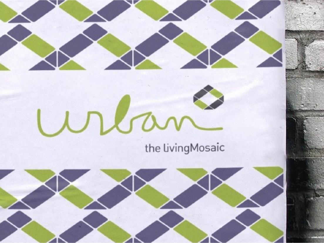 Urban Mosaic Group Brand Identity Design