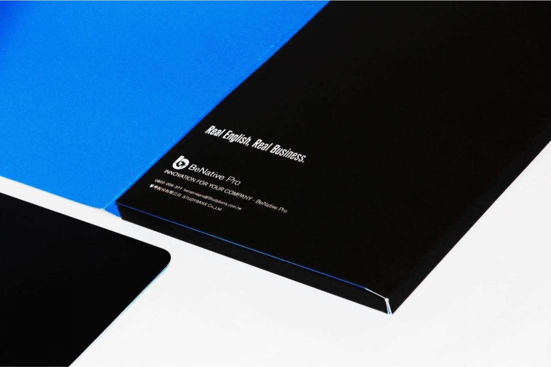 BeNative Pro Product Sales Kit Design